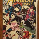 Avengers West Coast #85 comic book - Marvel Comics