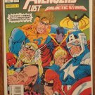 What If? comic book #56 1993 the Avengers decided to sing on American Idol?