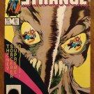 Doctor (Dr.) Strange #81 (1970's/80's series) comic book - Marvel Comics