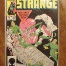 Doctor (Dr.) Strange #80 (1970's/80's series) comic book - Marvel Comics