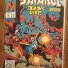 Doctor (Dr.) Strange: Sorcerer Supreme #48 (1980's/90's series) comic book - Marvel Comics