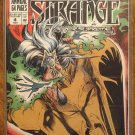 Doctor (Dr.) Strange: Sorcerer Supreme Annual #4 (1980's/90's series) comic book - Marvel Comics