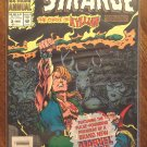 Doctor (Dr.) Strange: Sorcerer Supreme Annual #3 (1980's/90's series) comic book - Marvel Comics