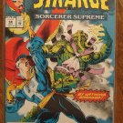 Doctor (Dr.) Strange: Sorcerer Supreme #58 (1980's/90's series) comic book - Marvel Comics