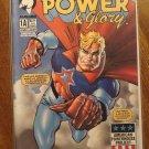 Power & Glory #1 comic book (regular edition) - Malibu Bravura Comics, Howard Chaykin