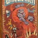 The Omega Men #24 comic book - DC Comics