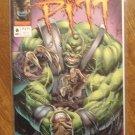 Pitt #6 comic book - Image Comics
