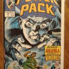 Power Pack #38 comic book - Marvel Comics