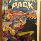 Power Pack #34 comic book - Marvel Comics