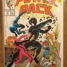 Power Pack #33 comic book - Marvel Comics