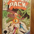 Power Pack #25 comic book - Marvel Comics