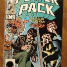 Power Pack #21 comic book - Marvel Comics