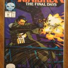 Marvel Comics The Punisher #53 comic book (1980's series)