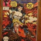 Marvel Comics The Punisher #50 comic book (1980's series)