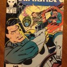 Marvel Comics The Punisher #3 comic book (1980's series)