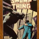 Swamp Thing #21 comic book - DC Comics, Alan Moore, VF/NM+