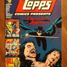 Topps Comics Presents: Dracula vs Zorro #0  preview comic book