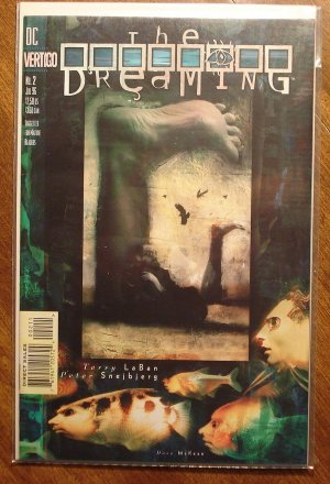 The Dreaming #2 comic book - DC (Vertigo) Comics, NM/M