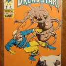 Dreadstar #23 comic book - Marvel (Epic) Comics