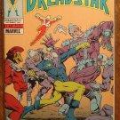 Dreadstar #16 comic book - Marvel (Epic) Comics