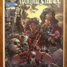 Elektra & Cyblade #1 comic book - Marvel & Image (Top Cow) Comics