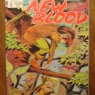 Elf Quest: New Blood #5 comic book - Warp Graphics Comics, elfquest
