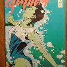 Fathom #2 (1980's mini-series) comic book - Comico Comics