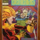 Elementals #23 (Vol 2) comic book - Comico Comics