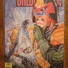Dredd Rules! #8 comic book - Fleetway/Quality Comics, Judge Dredd