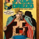 Judge Dredd: Judge Child Quest #4 comic book - Eagle Comics