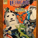 JLA - Justice League America #48 (1980's series) comic book - DC Comics