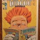 JLA - Justice League America #46 (1980's series) comic book - DC Comics