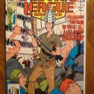JLA - Justice League America #44 (1980's series) comic book - DC Comics