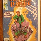 JLA - Justice League America #36 (1980's series) comic book - DC Comics
