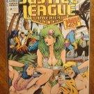 JLA - Justice League America #34 (1980's series) comic book - DC Comics