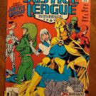 JLA - Justice League America #31 (1980's series) comic book - DC Comics