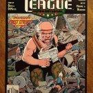 JLA - Justice League America (International) #22 (1980's series) comic book - DC Comics