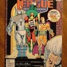 JLA - Justice League America (International) #20 (1980's series) comic book - DC Comics
