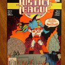 JLA - Justice League America (International) #9 (1980&#39;s series) comic book - DC Comics