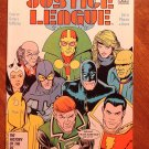 JLA - Justice League America #1 (1980's series) comic book - DC Comics, NM condition