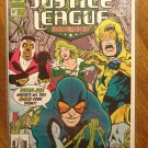 JLA - Justice League America #67 (1980's series) comic book - DC Comics
