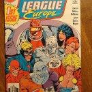 JLE - Justice League Europe #1 comic book - DC Comics
