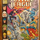 JLA - Justice League America #64 (1980's series) comic book - DC Comics