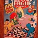 JLA - Justice League America #61 (1980's series) comic book - DC Comics