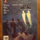 The X-Files: Ground Zero #1 comic book - Topps Comics
