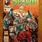 Image Comics Spawn #6 comic book, NM/M