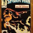 Peter Parker, The Spectacular Spider-man (spiderman) comic book #102 Marvel Comics