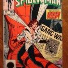 Peter Parker, The Spectacular Spider-man (spiderman) comic book #105 Marvel Comics