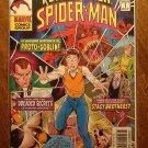 Flashback: Peter Parker, Spider-man (spiderman) comic book #1 Marvel Comics