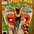 Peter Parker, The Spectacular Spider-man (spiderman) Annual #7 comic book, Marvel Comics